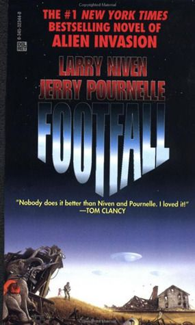 Footfall By Larry Niven Reviews Discussion Bookclubs Lists Larry Niven Books Science Fiction Magazines