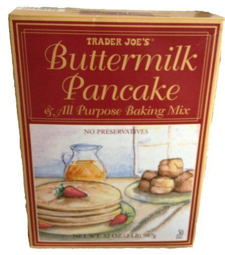 2 Packs Trader Joe S Buttermilk Pancake Mix Special Offer Just For You At Baking Desserts Recipes Board Baking Desserts Apple In 2019 Buttermilk Pancak