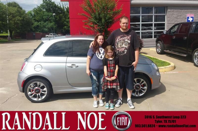 Congratulations to Daniel Roth on your #Fiat #500 from Dorian ...