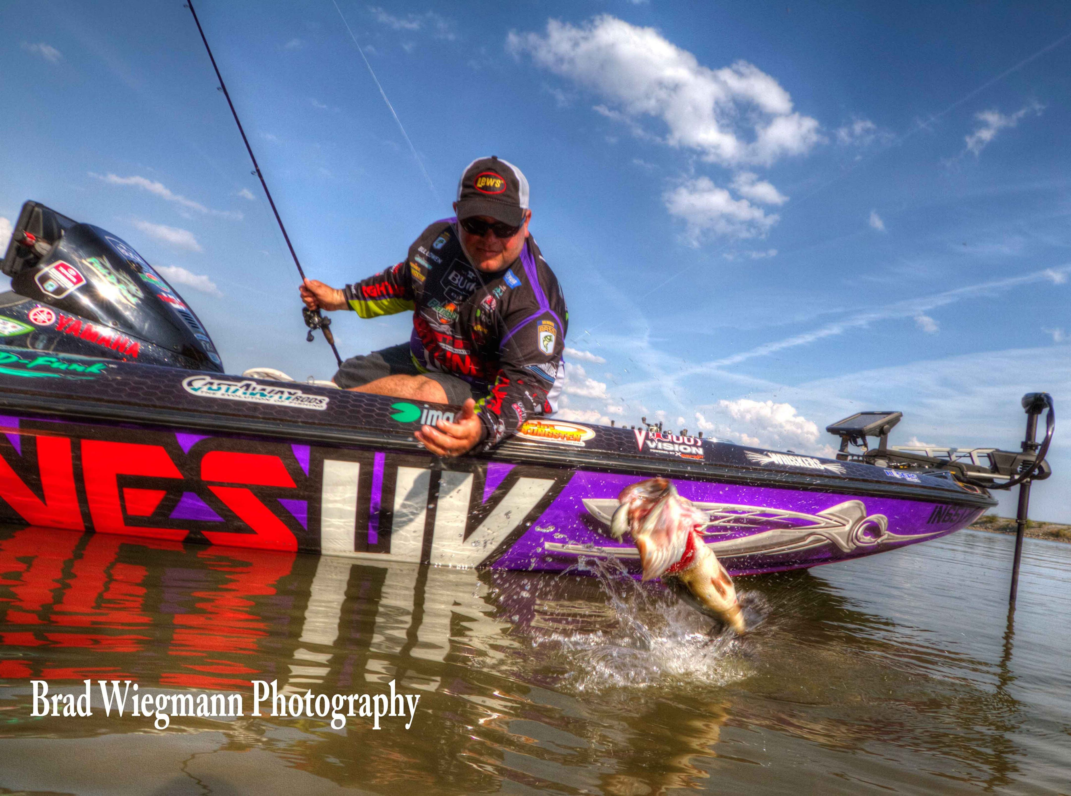 Why fish with Lew's Reels featuring Lew's Pro Bill Lowen