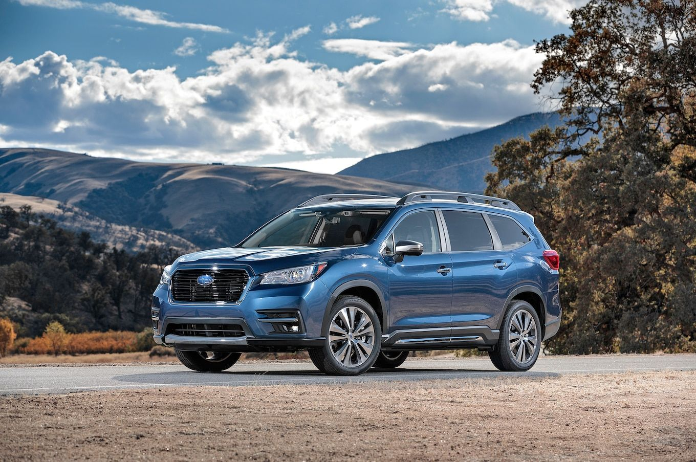 Best images of Safari Car Subaru Ascent 2019. Subaru