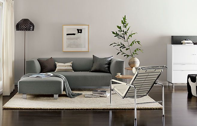 Superior Chelsea Sofas With Chaise   Sectionals   Living   Room U0026 Board