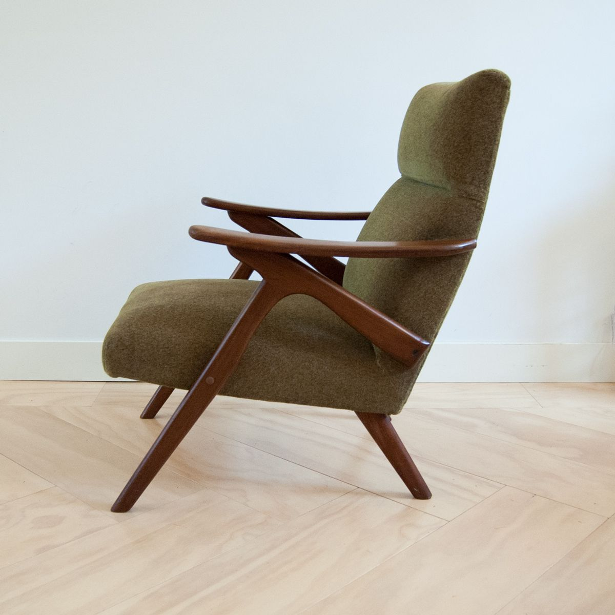 Lounge Fauteuil Lounge Fauteuil Easy Chair By Louis Van Teeffelen Gebroeders Van
