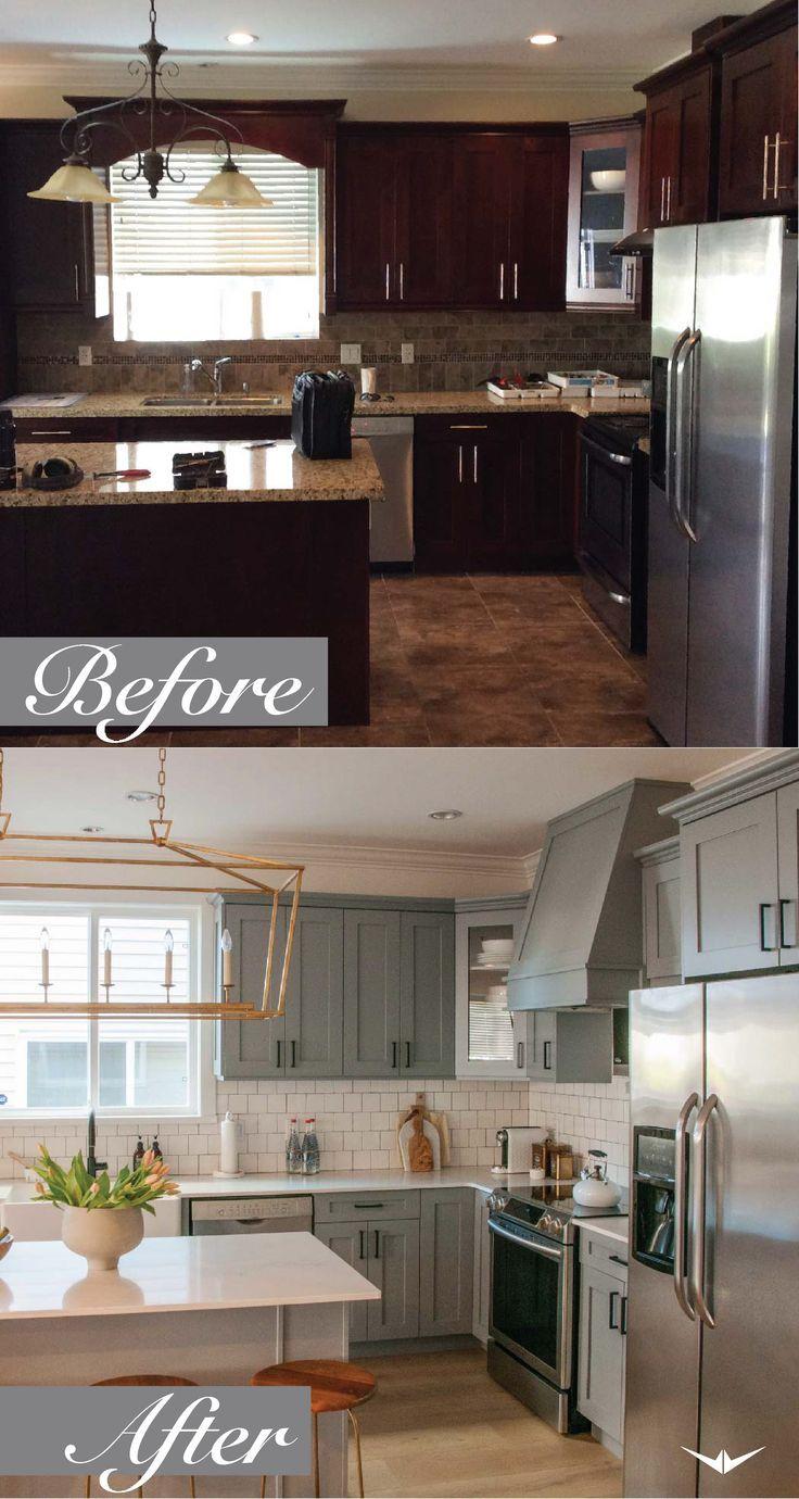 Designer Perfect Kitchen | Warline Painting LTD