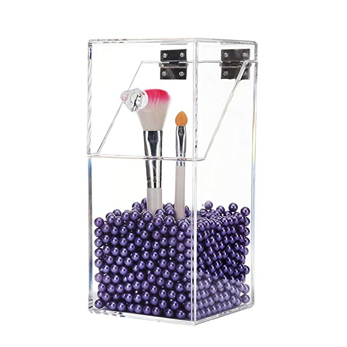 Makeup Brush Holder for Cosmetic Organizer