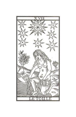 La Estrella Tarot De Marsella De Jodowrosky Tarot Jodorowsky Tarot Marsella Tarot Arcanos