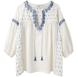 d898c0ce952844 embroidered peasant top - Google Search | Peasant Top | Pinterest ...