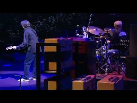 CREAM ~ Badge ~ Royal Albert Hall REUNION Concert 2005. (Eric Clapton, Jack Bruce, Ginger Baker)