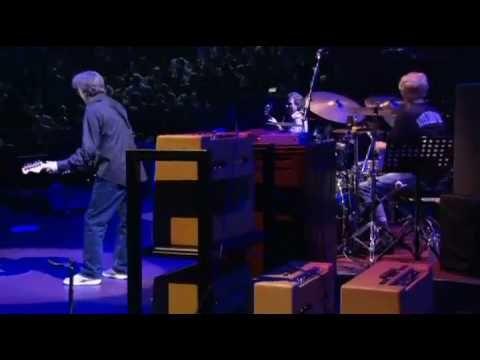 CREAM ~ Badge ~ Royal Albert Hall REUNION Concert 2005. (Eric Clapton, Jack Bruce, Ginger Baker)
