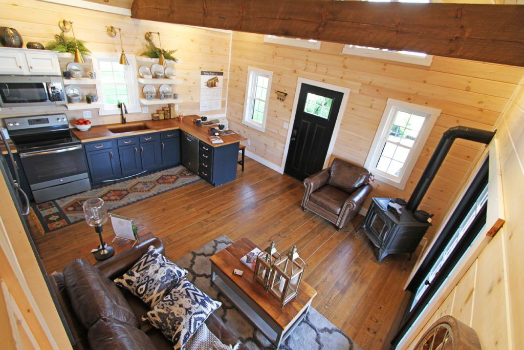 Rocky Ridge Gallery Weaver Barns Amish Country Cabin Home