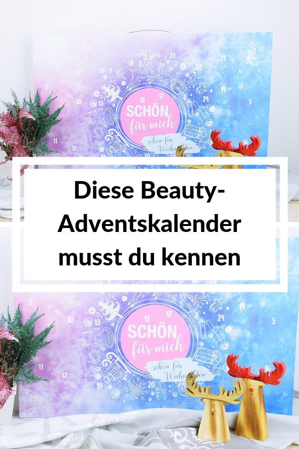 Weihnachtskalender Rossmann.Spoiler Schön Für Mich Adventskalender Von Rossmann Beautyboxen