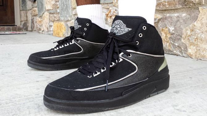 new concept c857a 95e45 WDYWT: Air Jordan 2 Retro