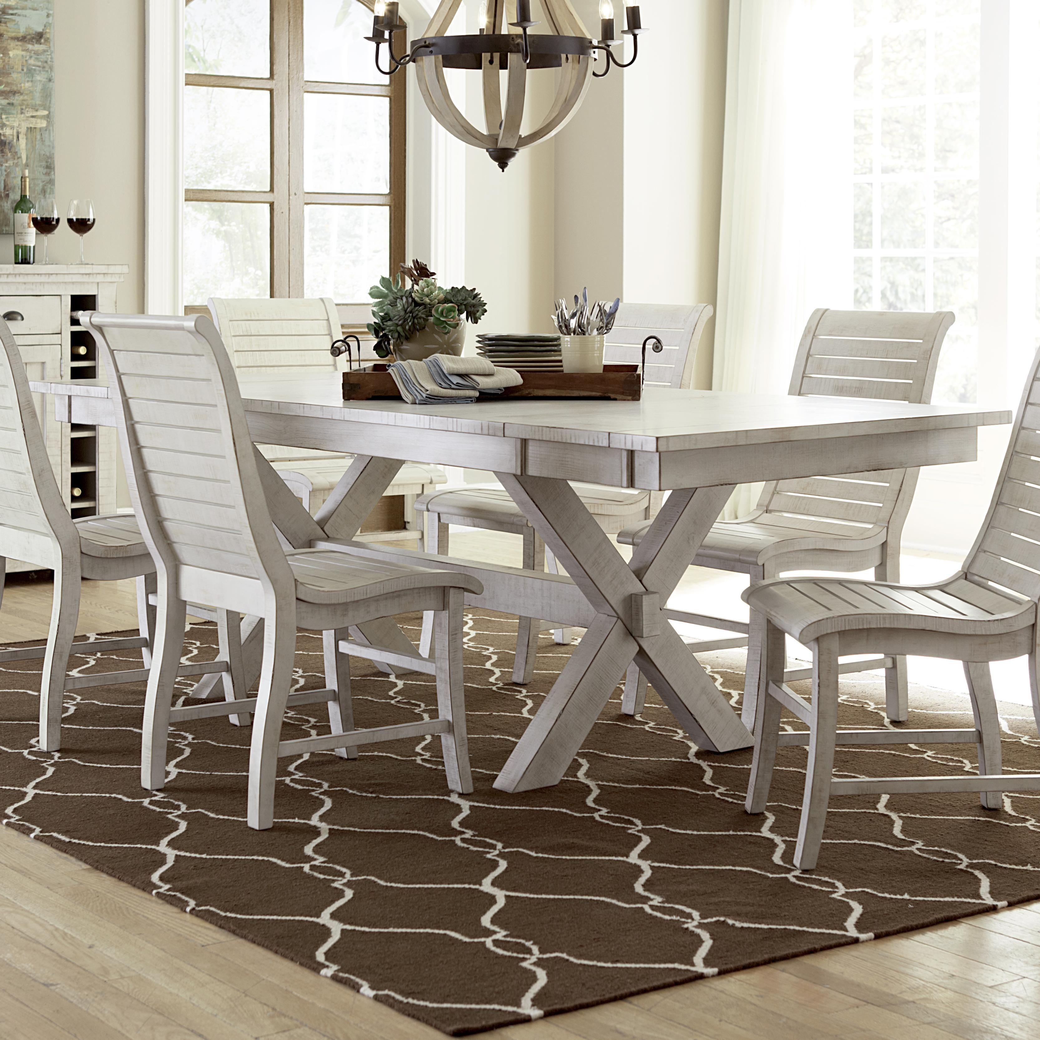 Willow Dining Rectangular Dining Tableprogressive Furniture Inspiration Willow Dining Room Inspiration