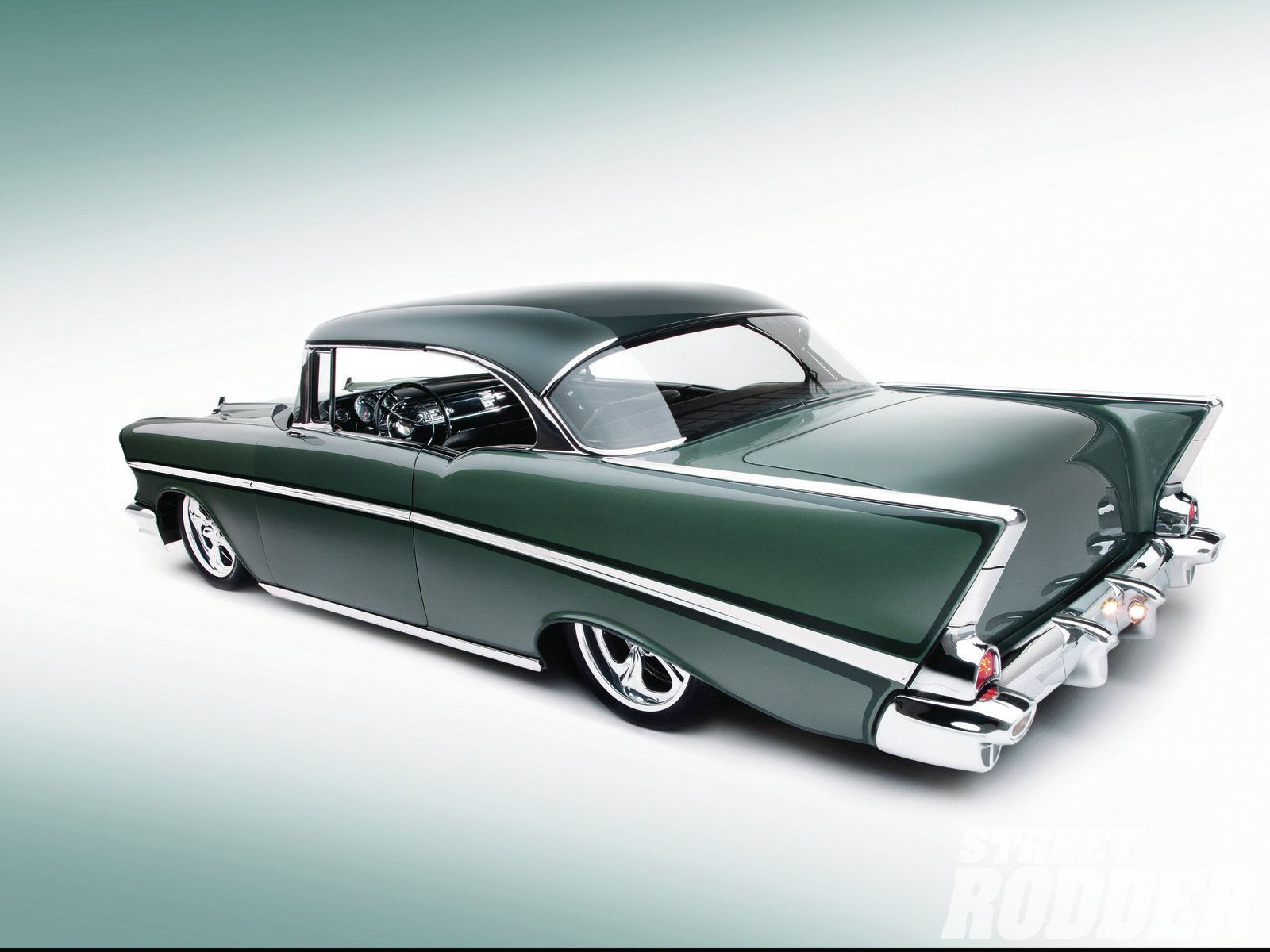 1957 Chevrolet Bel Airs Are A Hot Commodity Chevy High