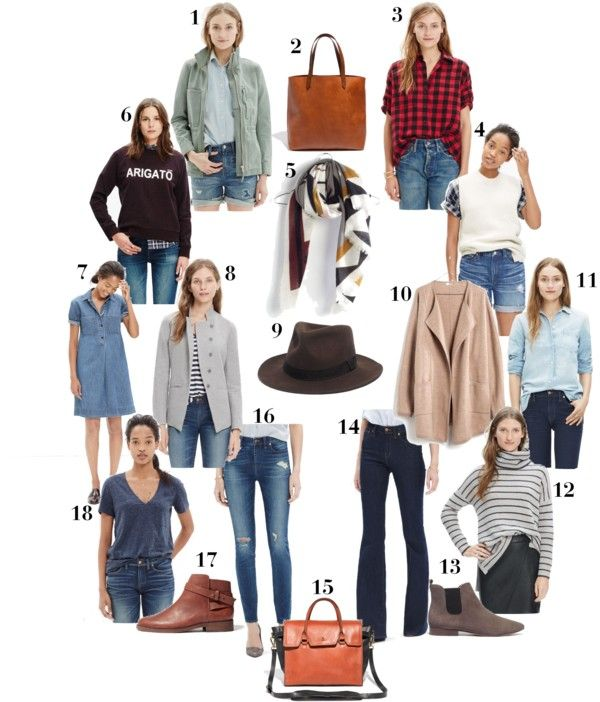 Madewell Fall Must Haves www.rdsobsessions.com