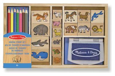 Buy melissa and doug animal stamp set at argos visit argos buy melissa and doug animal stamp set at argos visit argos stamp padeaster basket ideaseaster negle Images
