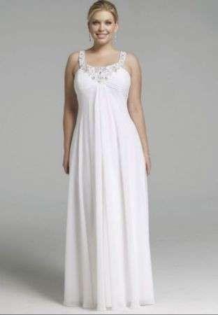 215b30609 Vestidos de novia para embarazadas  Fotos de trajes nupciales (36 56 ...