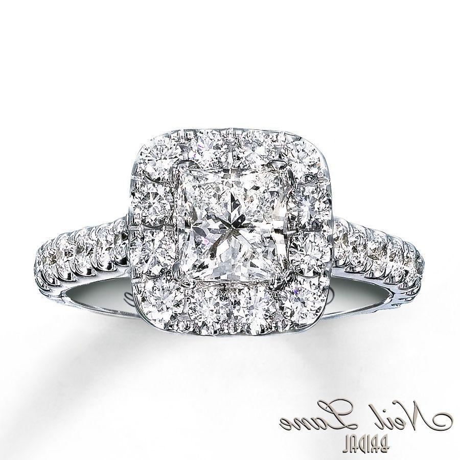 14d0e1725 Kay Jewelers 2 Carat Diamond Ring | Ring | Neil lane diamond rings ...
