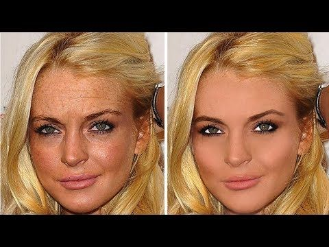 صور جميلات هوليود قبل وبعد الفوتوشوب Beauty Standards Beauty Celebs