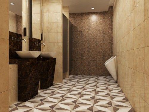 Interceramic pisos y azulejos para toda tu casa ba os for Pisos de banos pequenos