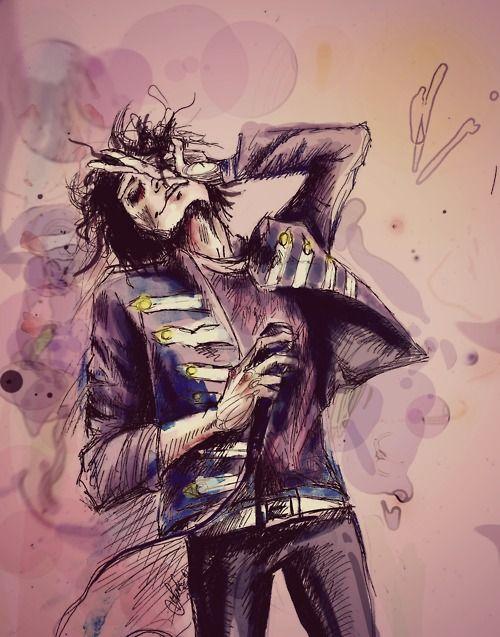 Gerard Way Fan Art My Chemical Romance My Chemical Romance Black Parade Gerard Way