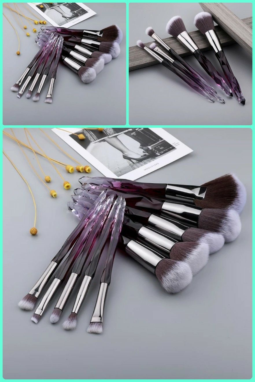 sharing collection of makeup brushes #makeupbrushes #makeupbrushestype #typeofmakeupbrushes #makeupbrushesset