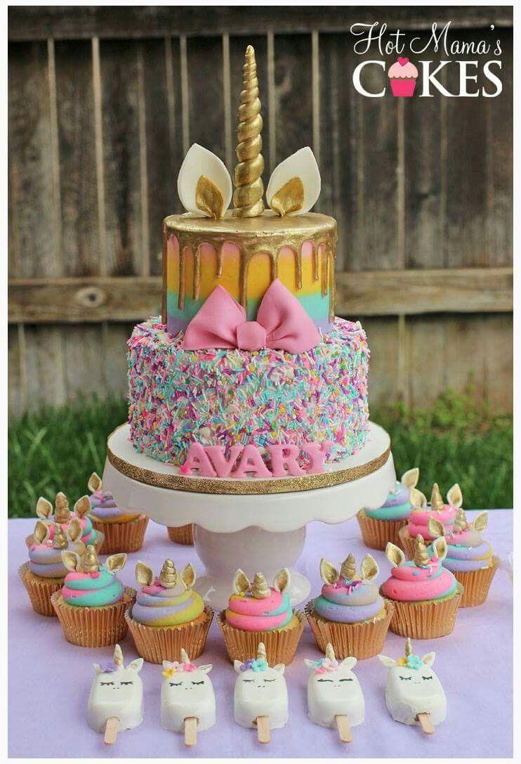 Unicorn Birthday Fancy Birthday Cakes Cake Unicorn Cake
