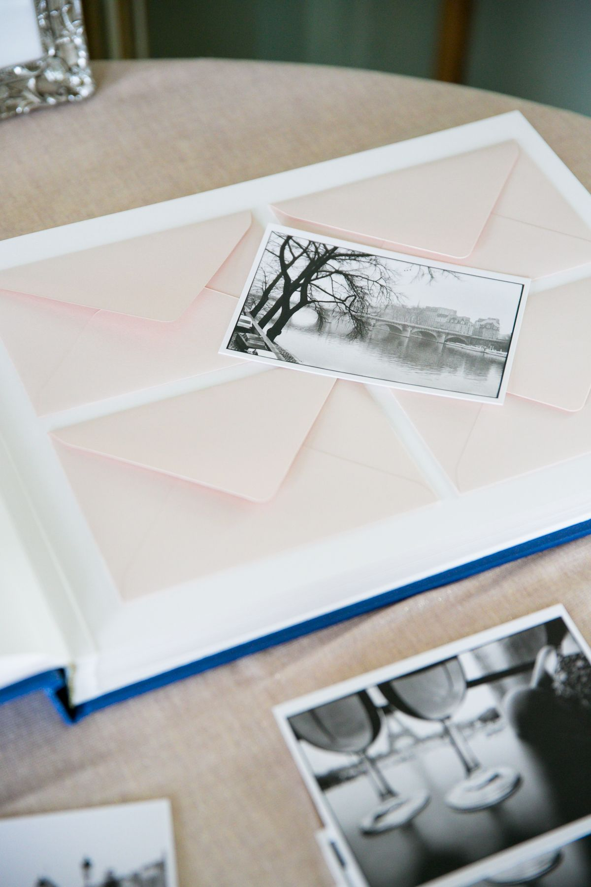Wedding in a French Chateau Photography by www.oneandonlyparisphotography.com Paris Photo Guest Book