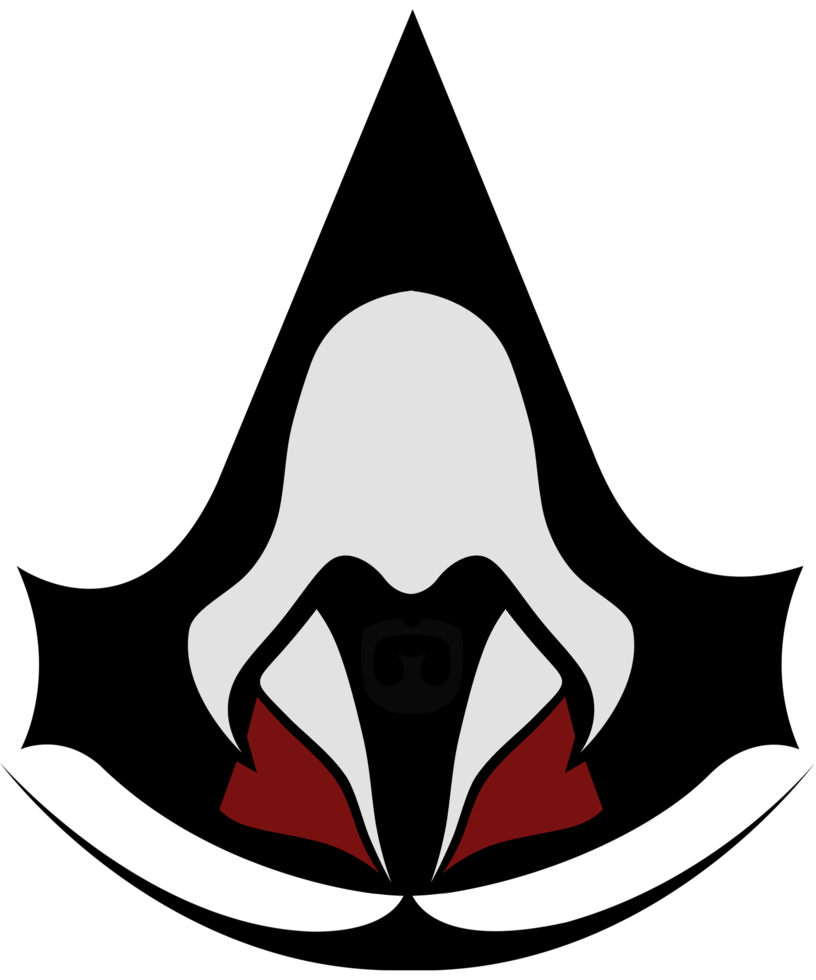 Assassin S Creed Logo By Bawzon Assassins Creed Pinterest