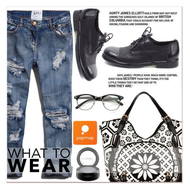"""# II/20 Popmap"" by lucky-1990 ❤ liked on Polyvore featuring Abercrombie & Fitch, MAC Cosmetics, vintage, women's clothing, women's fashion, women, female, woman, misses and juniors"