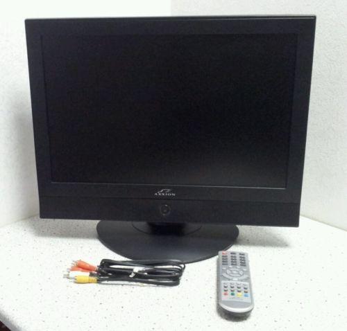 Axxion 19 Zoll Tv Stereo Dvd Player Mit Dvb T 12v 230v Neuwertig Eek A Sparen25 Com Sparen25 De Sparen25 Info Dvd Lcd Fernseher Ebay
