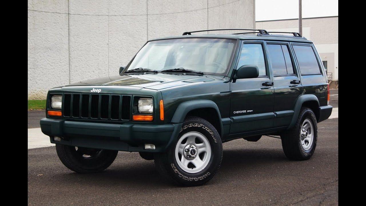 2001 Jeep Cherokee Sport 4.0L 4WD