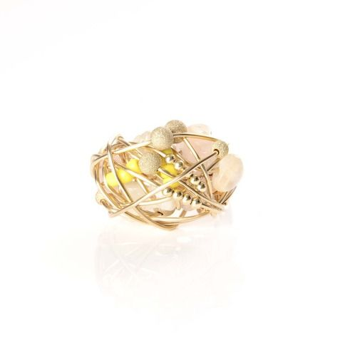ARIANE 14CT GOLD RING