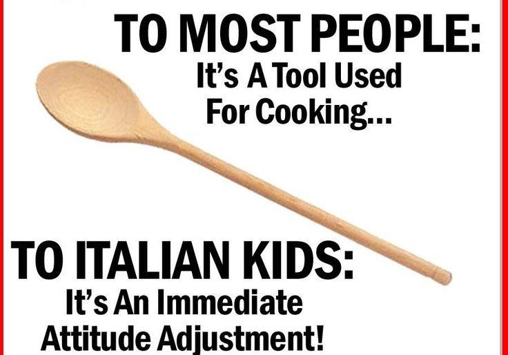 Pin On Funny Italian Memes Wooden Spoons Italian Humor Spoon