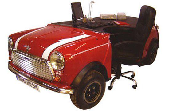 escritorio coche
