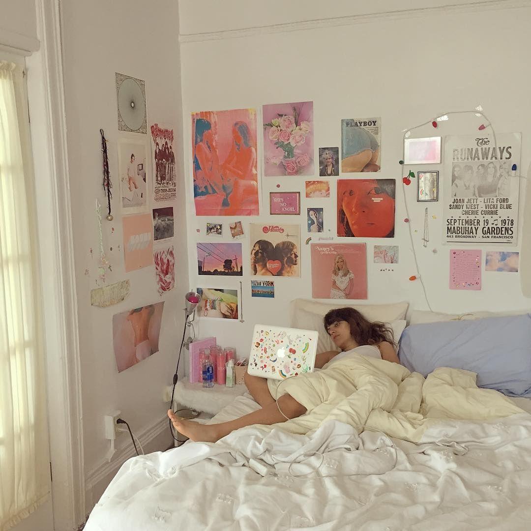 Art Hoe Bedroom 15 Aesthetic Bedroom Bedroom Styles Room
