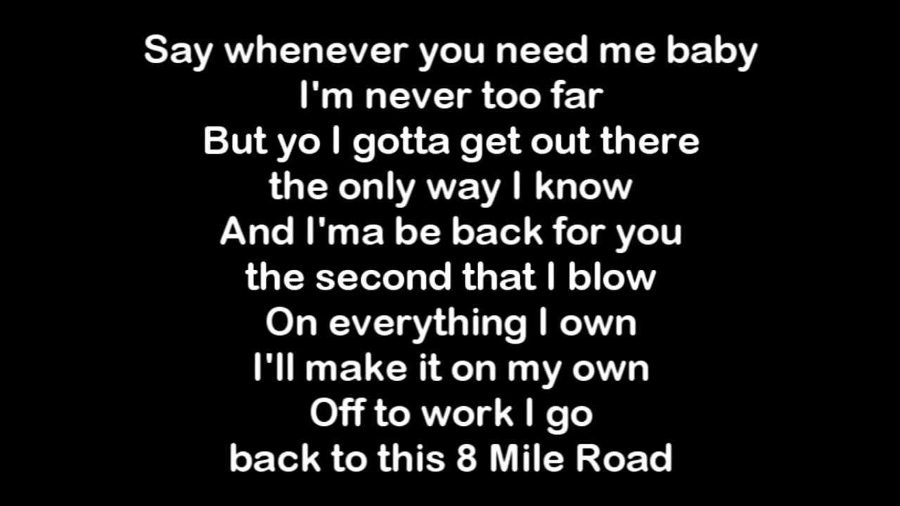 Lyrics freestyle rap The 128