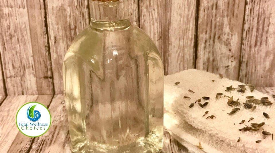 Diy body oil recipe moisturizer for dry skin lavender