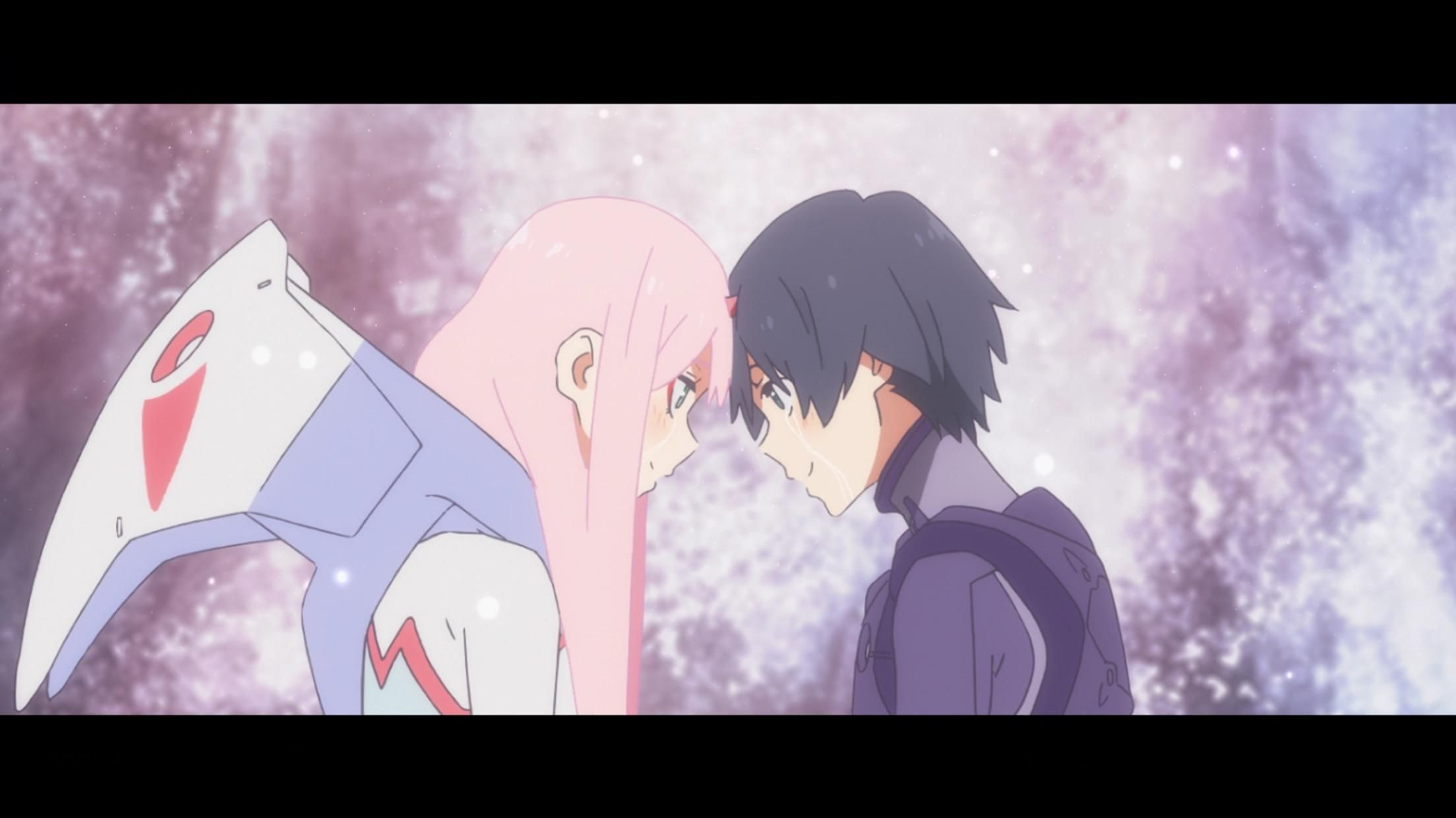 Reddit The Front Page Of The Internet Darling In The Franxx