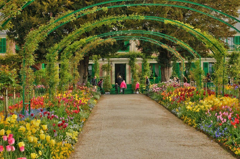 Les jardins et la maison de Monet à Giverny   Monet\'s home ...