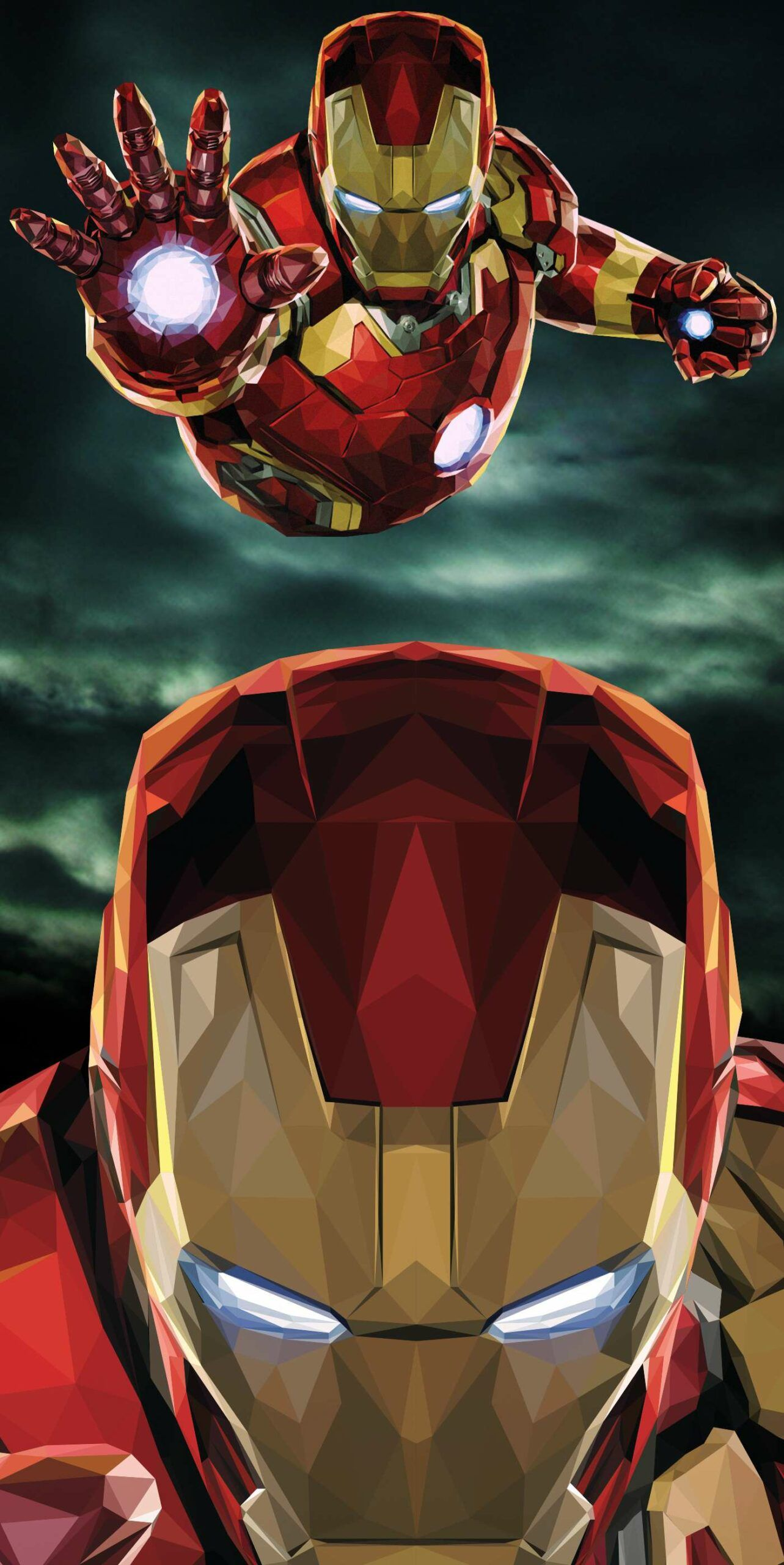 Mark 45 Iron Man Armor Wallpaper wallpaper