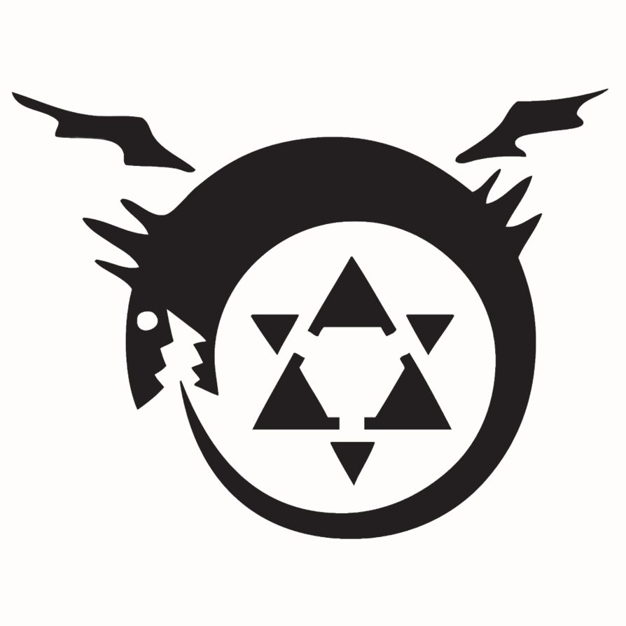 Fullmetal Alchemist Ora Boris Tattoo Fullmetal Alchemist