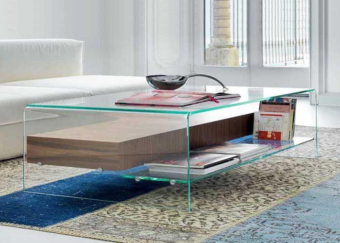 Wohnzimmertisch Glasplatte ~ Couchtisch mit glasplatte und schublade zum dekorieren runde