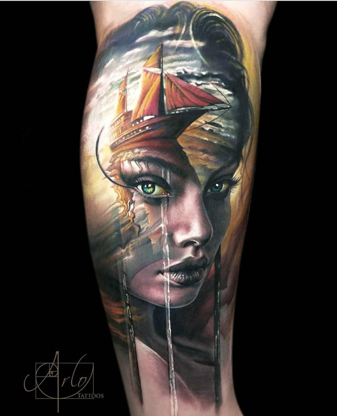 shine tattoo artist ig