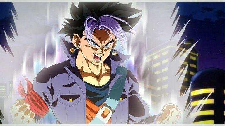 Future Gohan And Trunks Fusion Anime Dragon Ball Super Dragon Ball Art Dragon Ball Artwork