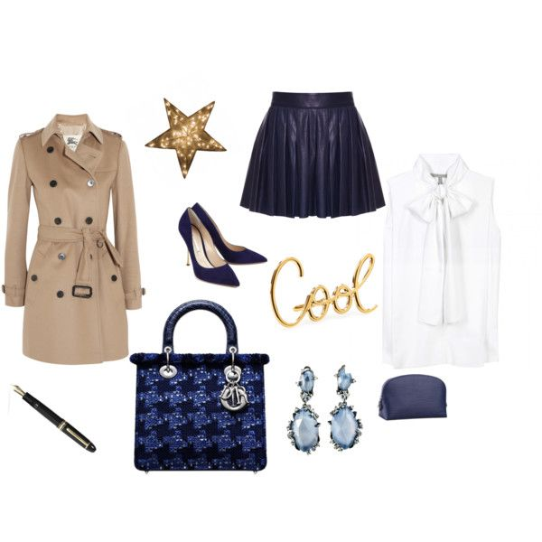 """""""Trench #2#"""" by algoespecialbcn on Polyvore"""