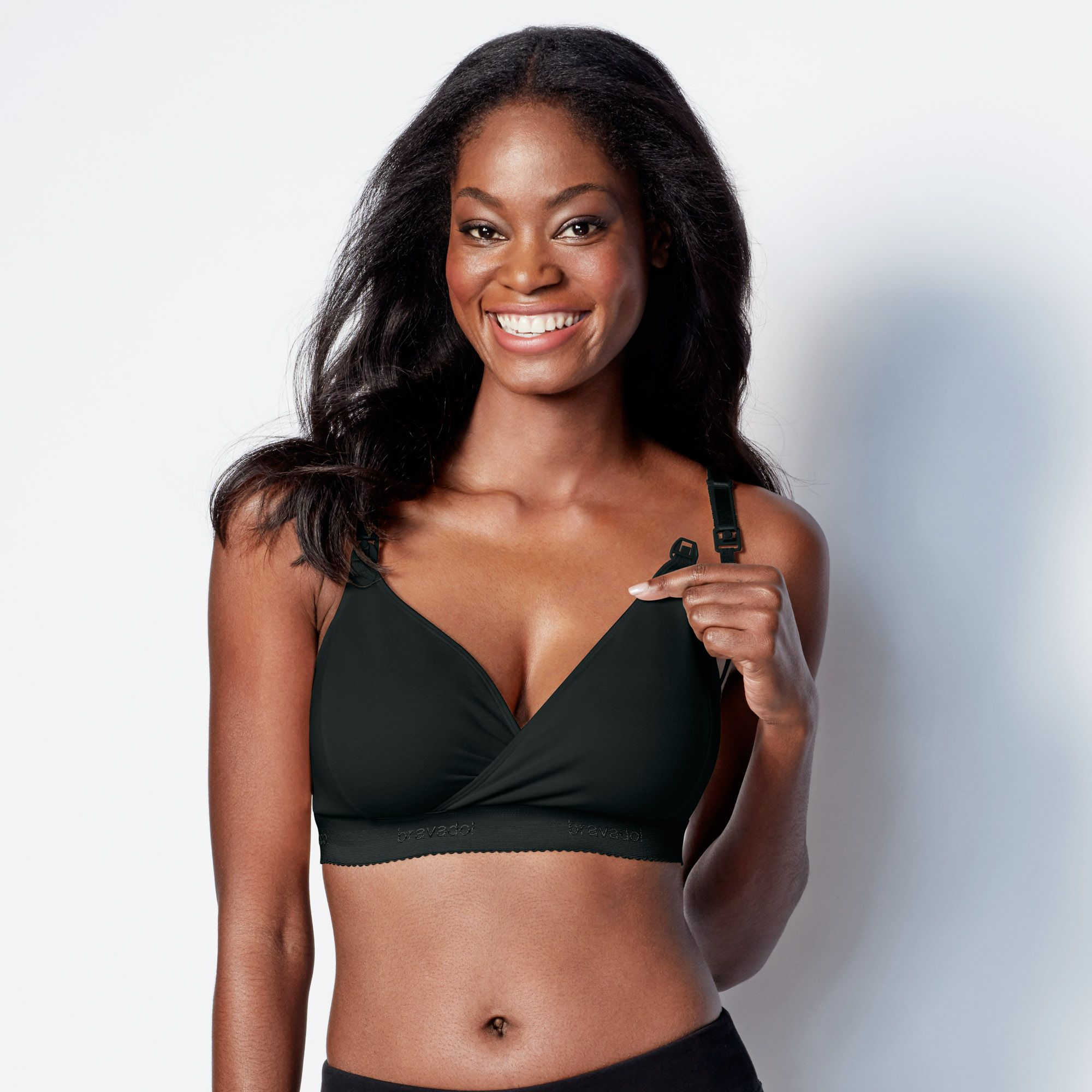 af8c0ef95e The Original Nursing Bra Basic (C-D-E cup) by Bravado. Simplicity is a  beautiful