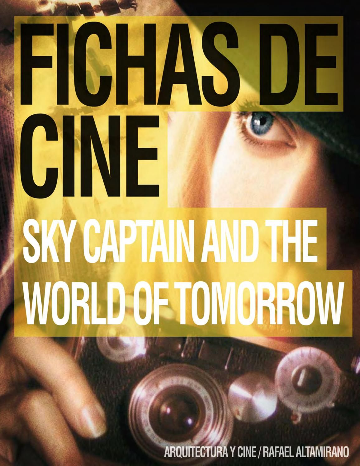 Fichas de Cine - Sky Captain and the World of Tomorrow