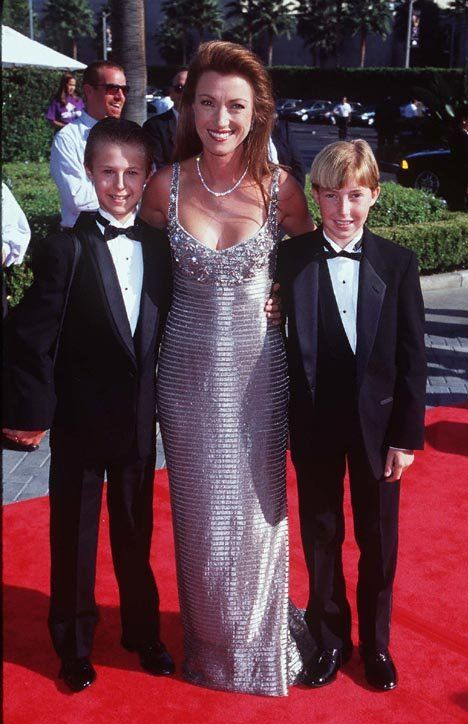 Jane Seymour and Shawn Toovey | Dr. Quinn Medicine Woman ...