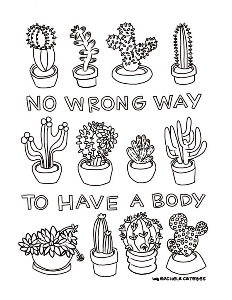 Succulent Coloring Pages Quote Coloring Pages Coloring Pages To
